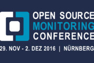 Open Source Monitoring Conference OSMC 2016