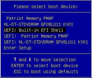 Installing Windows in UEFI-mode - Thomas-Krenn-Wiki