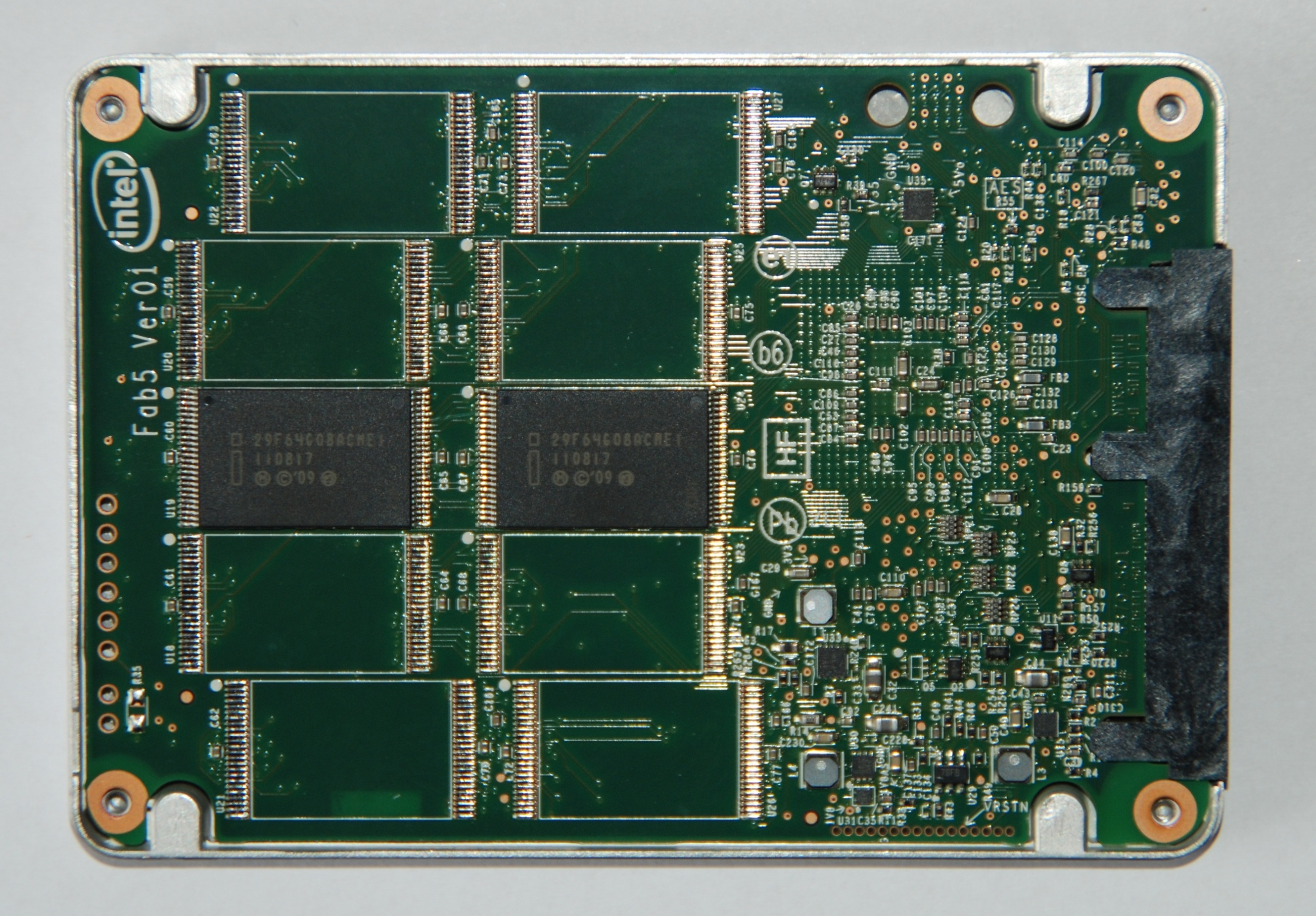 Intel 320 Series SSDs - Thomas-Krenn-Wiki