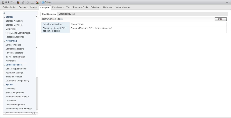 VMware vSphere mit NVIDIA GRID vGPU – Thomas-Krenn-Wiki
