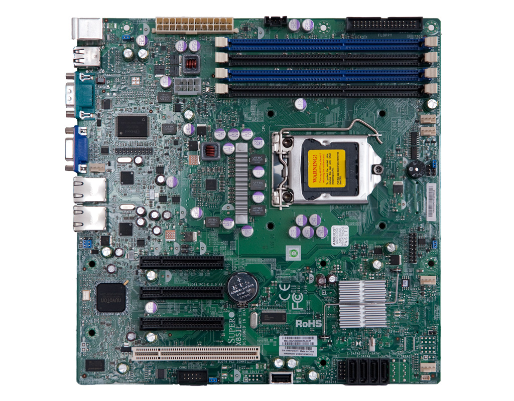 Supermicro X8SIL and X8SIL-F Motherboard - Thomas-Krenn-Wiki