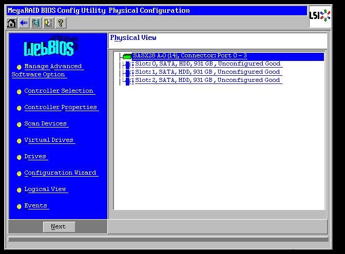 DEBIAN LSI MEGARAID DRIVERS FOR WINDOWS XP