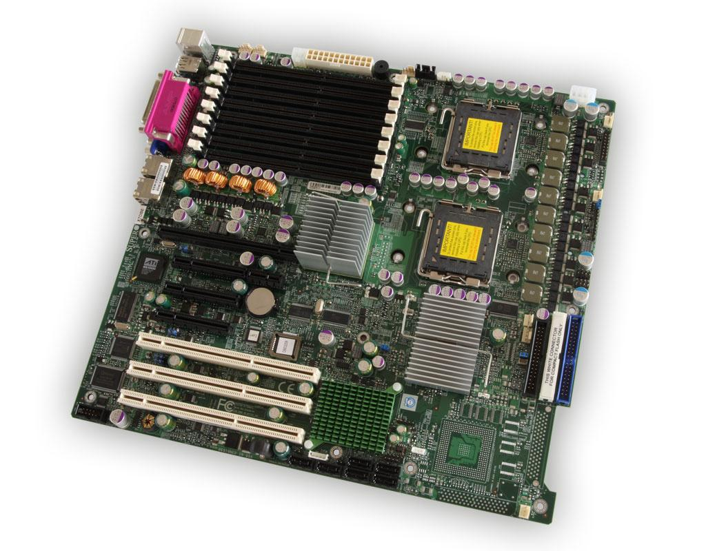 Supermicro X7DBE Motherboard - Thomas-Krenn-Wiki
