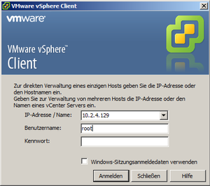Creating a Virtual Machine using vSphere Client 5 0 - Thomas