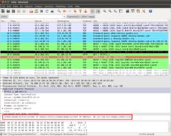 Netzwerkanalyse mit wireshark thomas krenn wiki - Wireshark filter destination port ...