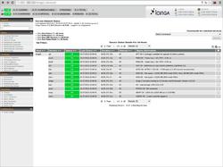 GUI interface Icinga 2