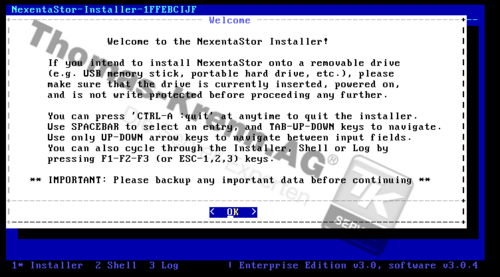 Nexenta welcome installer.png