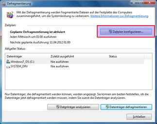 Defrag mft, page file, registry, system files in windows 10/8/7.