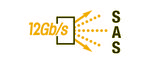 Logo 12Gb/s SAS