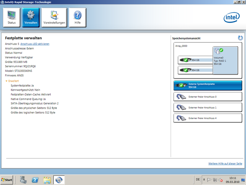 ICH9R CONTROLLER WINDOWS XP DRIVER DOWNLOAD