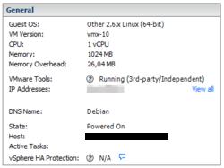 script vmware tools install linux