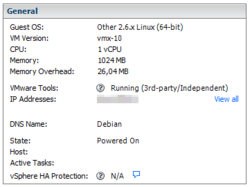 VMware Tools or open-vm-tools - Thomas-Krenn-Wiki