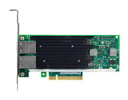Network interface cards - Intel 10 Gigabit X540-T2 Dual Port Network Card