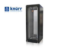 Server cabinet Knürr 41U x 800 x 1000 mm - Front view