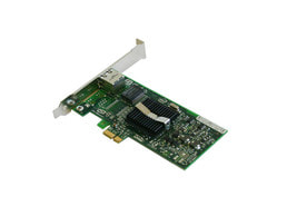 Network interface cards - Intel PRO/1000 PT Server Adapter PCI-E (x1)