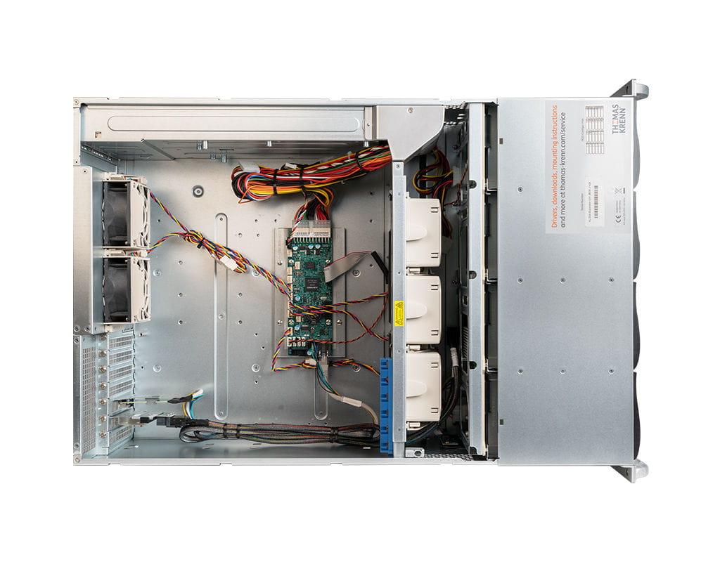 4U Disk Expansion Unit JBOD J1424