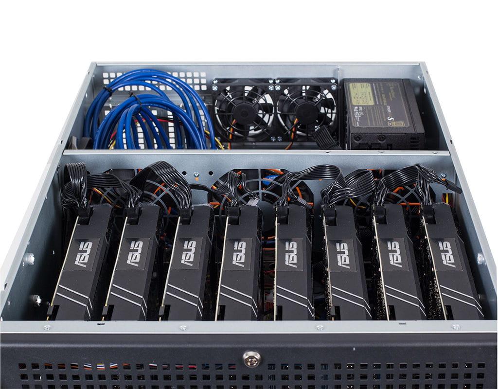 Mining rig RI1400-G8