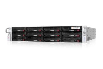 Technical data sheet for 2U Intel Dual-CPU RI2212 Server