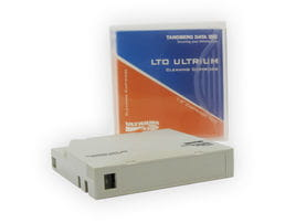 Backupmedium (AIT, LTO, RDX) - LTO Cleaning tape