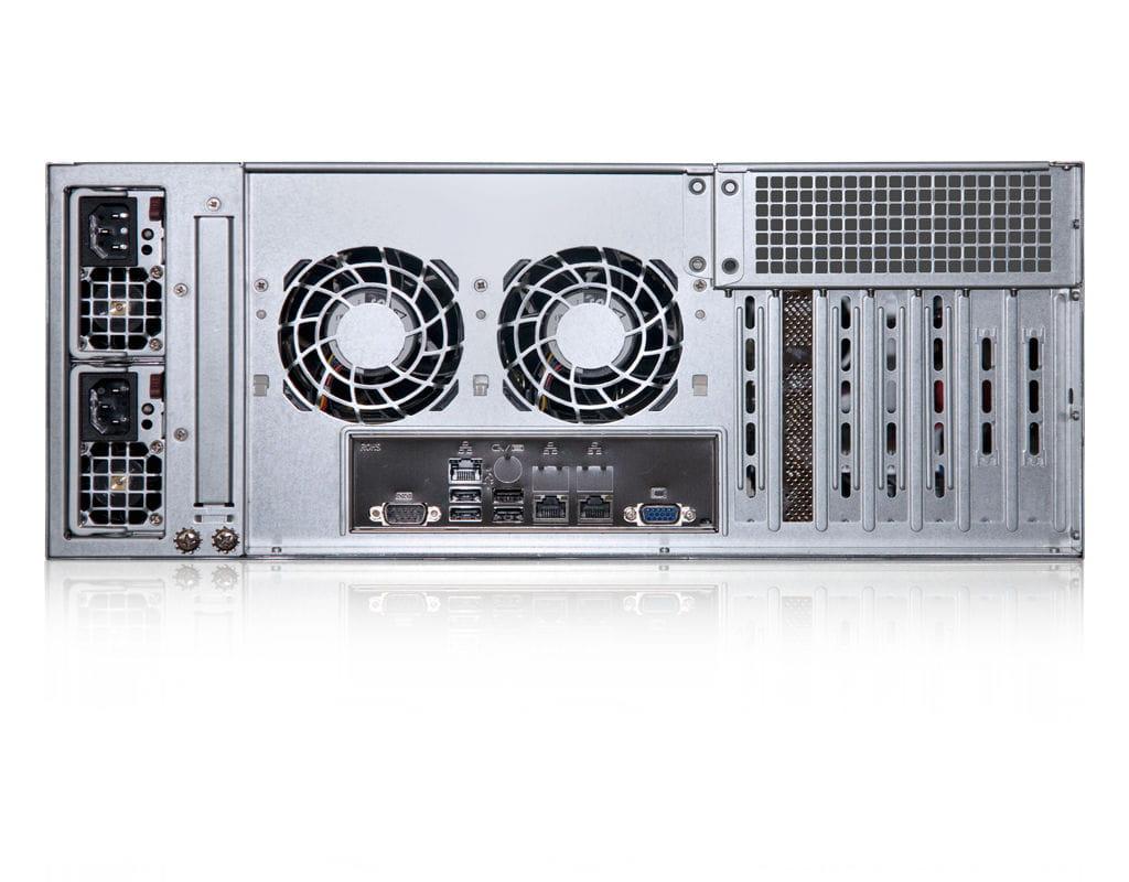 4U Intel Dual-CPU RI2424 Server