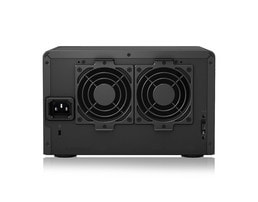 Synology DX517 JBOD - Rear view