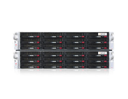 StorMagic SvSAN Appliance RI2212 - Front view