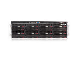 Individually Reduced Items - 3U Supermicro chassis SC836BE1C-R1K03B