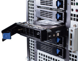 Server-Tower Intel Dual-CPU TI220 - Detail view 1