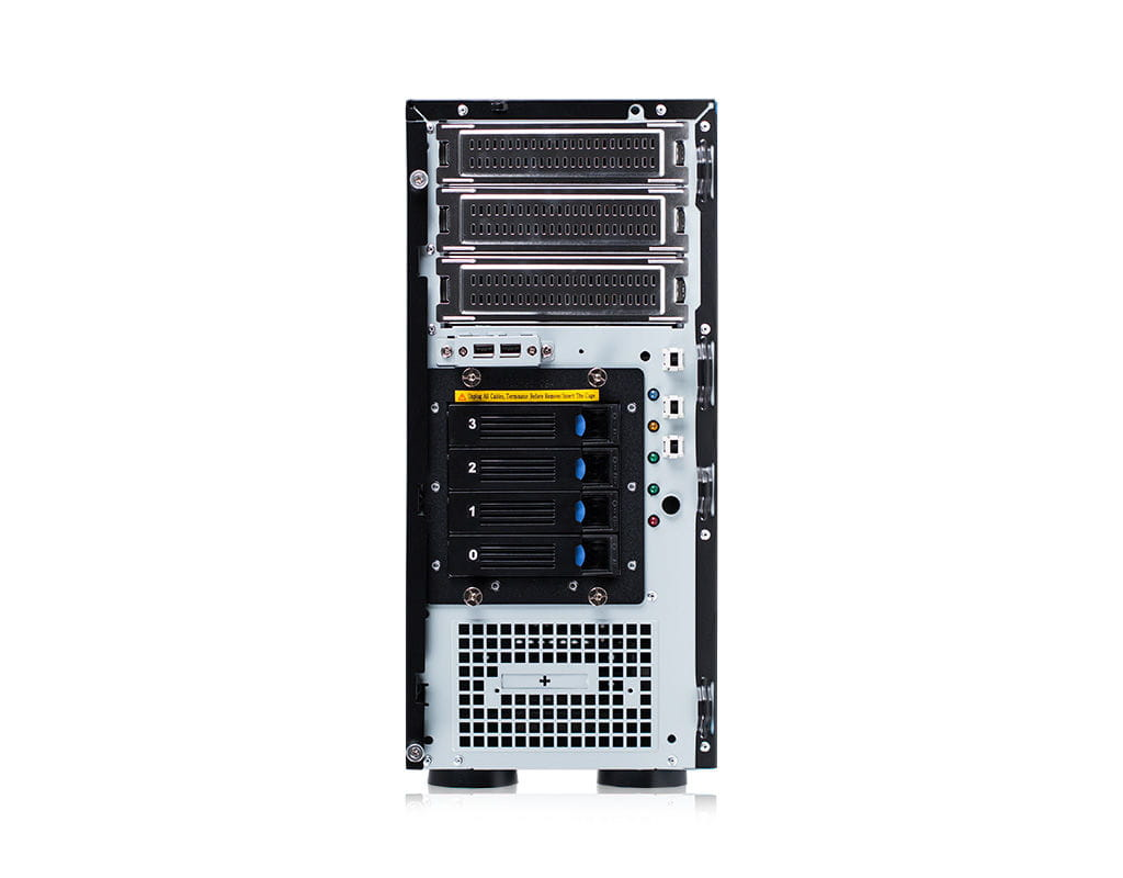 Workstation Intel single-CPU TI104W-PP