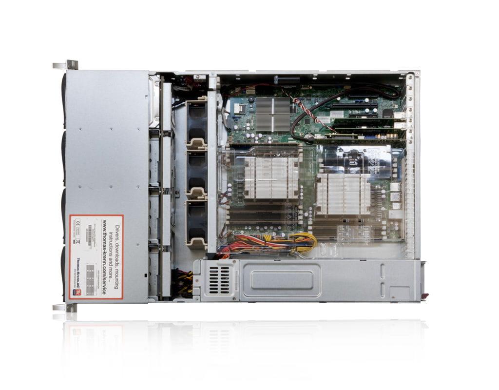 2U Intel Dual-CPU SC826 Server