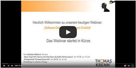 Software defined storage SDS | Thomas-Krenn AG
