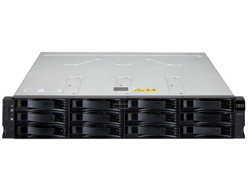 IBM DS3500 STORAGE - IBM DS3512