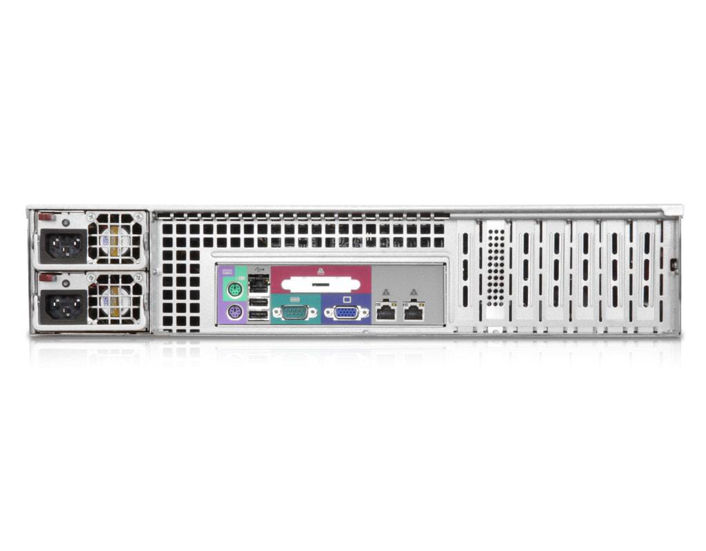 2U Intel Dual-CPU SC825M Server