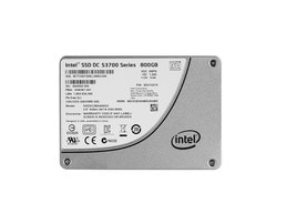 Hard Disks / Slots - 800 GB SATA III Intel SSD MLC 2,5""