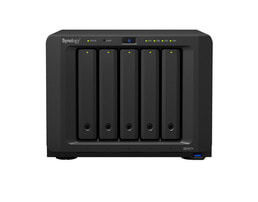 Synology DS1517+ NAS - Vista frontal