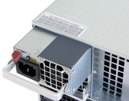 4HE Intel Dual-CPU SC847 Server - Detailansicht 2
